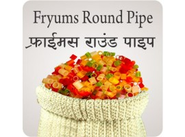 FRYUMS ROUND PIPE